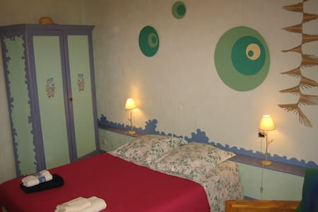 Chambre Sud-Ouest, Auvergne - Bed & Breakfast