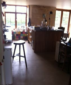 maison à la campagne - Haus