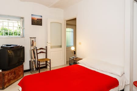 Nice apartment with Garden and BBQ - Appartement