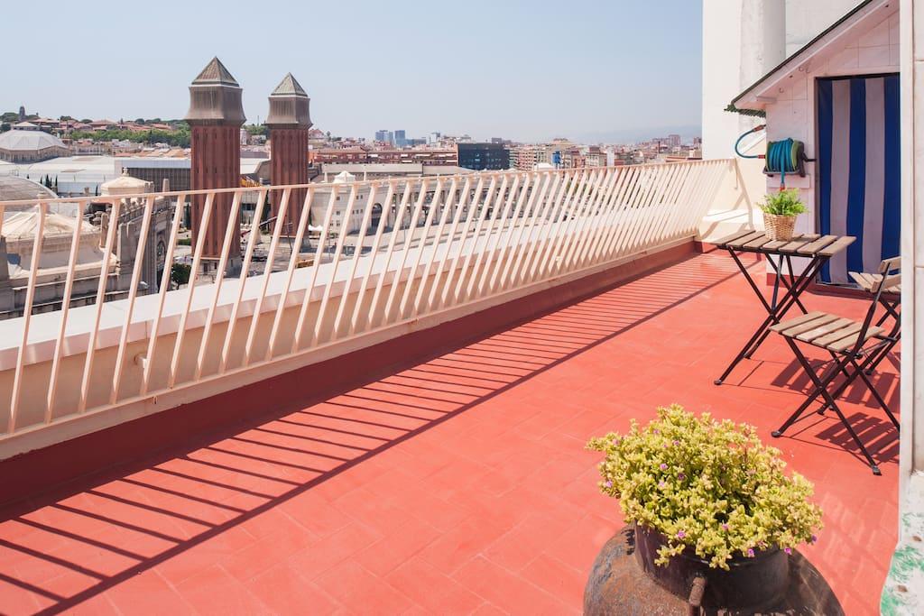 Amazing terraze: flat&views&wi-fi