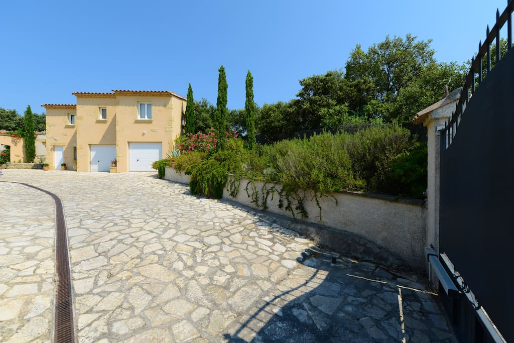 lovely apartment near Pont du Gard