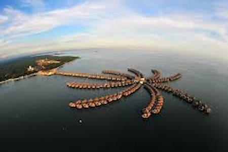 Avani Sepang Goldcoast Resort - Sziget