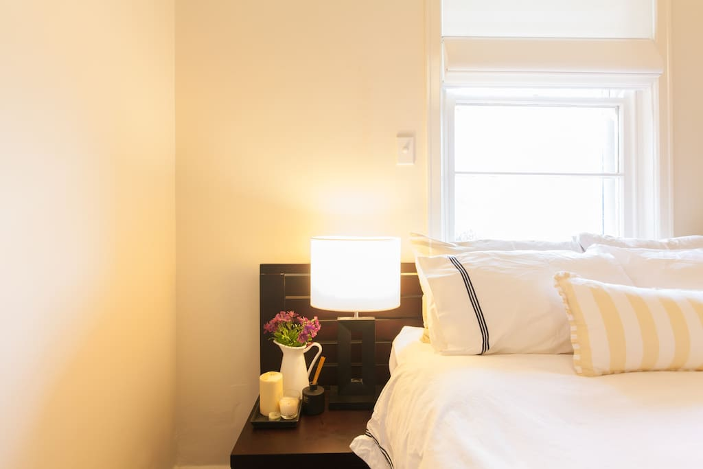 Comfy room-150m away from train st.