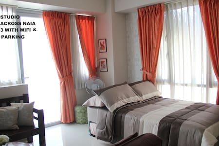 3 Mins. to 2S D One Palmtree Villas, Newport City - Pasay City - Condominium