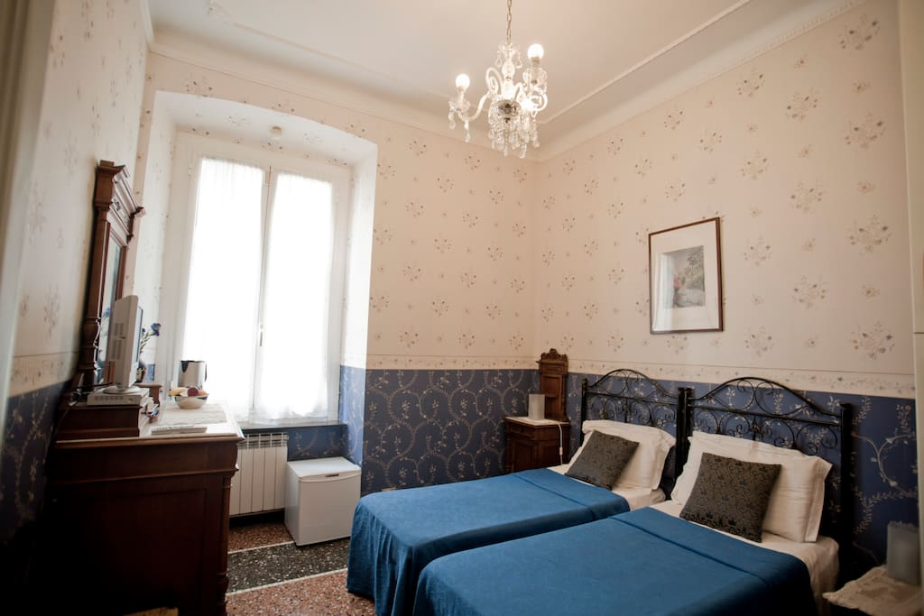 Essiale B&B in the centre of Genoa