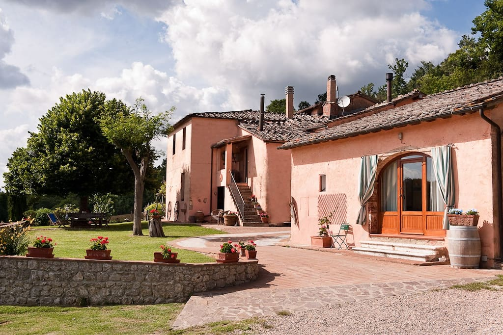 Private Villa, pool,Hot Tub, Siena