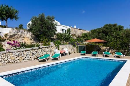 Farmhouse whit pool in Menorca - Alaior