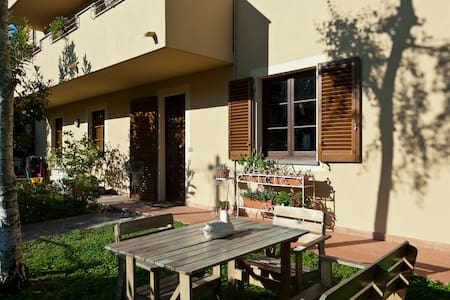 appartamento con giardino a Lucca - Lucca - Wohnung