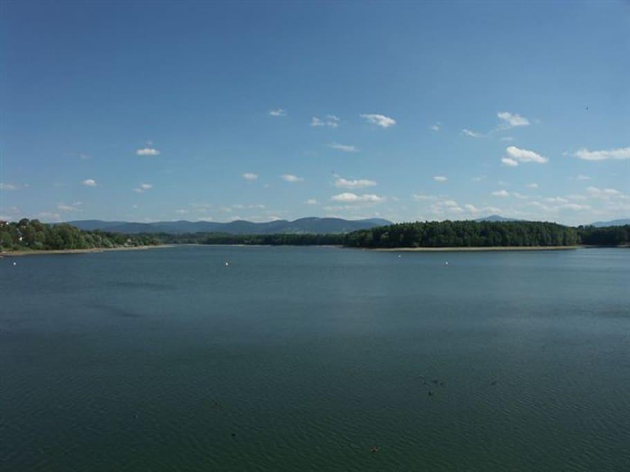 Nice and clean accomod. near dam