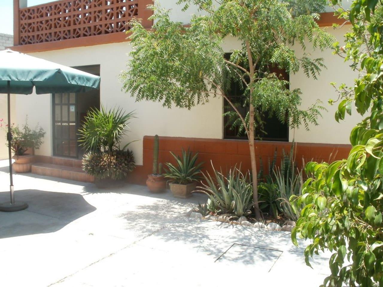 Welcome to Casa Al Centro B & B, La Paz BCS Mexico