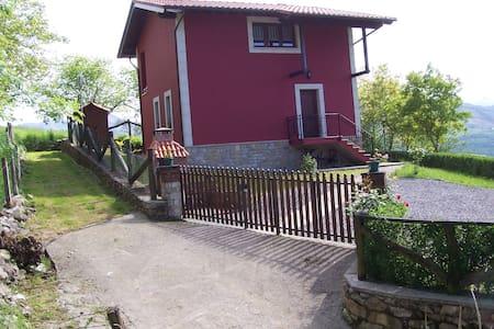 Casa  en  pueblo  de Cangas de Onis - Perlleces - Haus