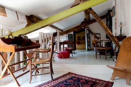 ancienne ferme charentaise restauré - Tonnay-Charente - Bed & Breakfast