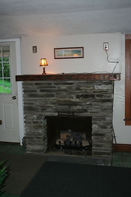 Working fire place