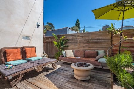 Moore Cottage, Silver Lake - Los Angeles - House