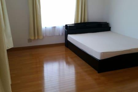 青森県大間町 本州最北端一軒家 洋室 - Oma