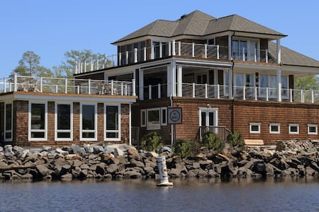 Exec. Yacht Suite-Wildlife Getaway - Chesapeake