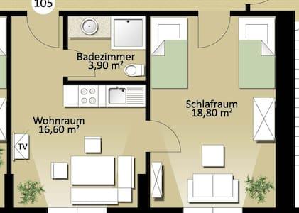 Wohnung Nr. 105 - Apartmen