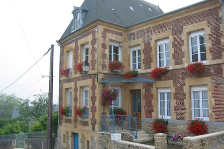 Rimogne : Nice room in a mansion ! - Rimogne - Bed & Breakfast