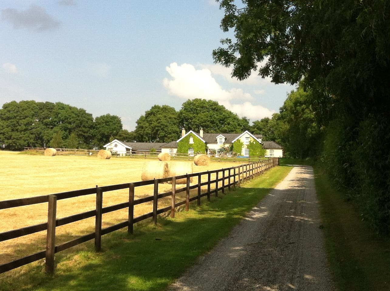Stable Cottage in rural Kildare