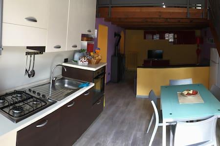 Appartamento indipendente alle porte di Aosta! - Villefranche - Appartamento