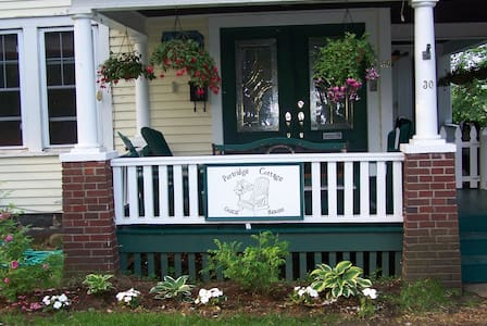 Spring Room in B&B Saranac Lake, NY - Bed & Breakfast