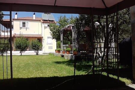 Peloponese 1 bedroom, Full Bathroom - Dymi