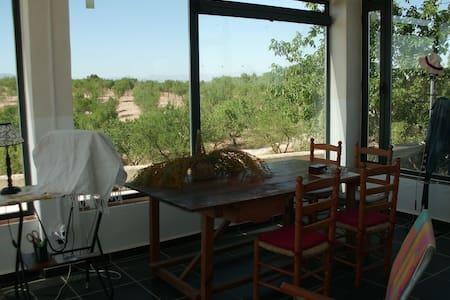 Habitación o cortijo entero - Cuevas del Campo - House