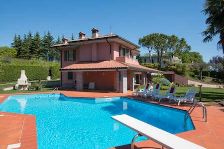 Villa Monica - Padenghe sul Garda - Villa