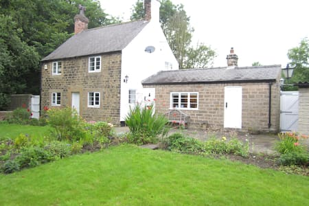 Single comfy room in  idyllic Country cottage - Birley Hay - Casa