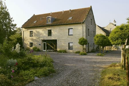 B&B in historic limestone building - Bemelen - Szoba reggelivel