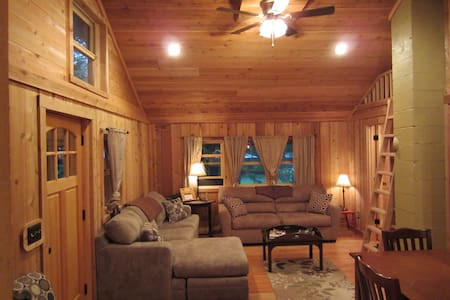 Gum Run Cabin Super Cute & Cozy by National Forest - Cabanya