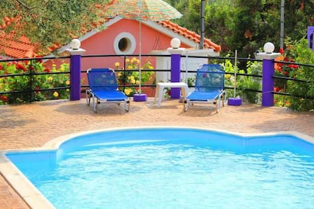 Cosy studio with pool and wifi  in Kefalonia - Kefalonia Prefecture - Leilighet
