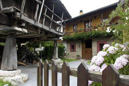 Casa rural La Rebolona - Ribera de Arriba