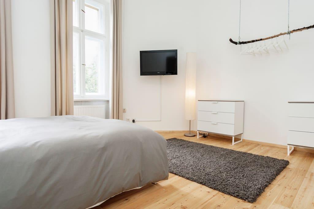 Central scene-apartment in Berlin