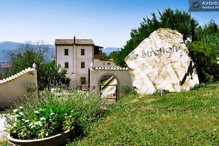 "Country House ""Le Strettole"" - Calitri - Bed & Breakfast"