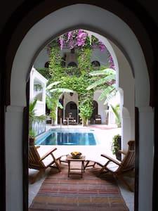 riad dar elassafir marrakech - Marrakesh - Bed & Breakfast