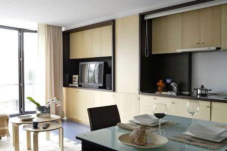 Design apartment in the citycenter - Ourense - Lejlighed