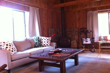 Cozy, quiet yet convenient cabin