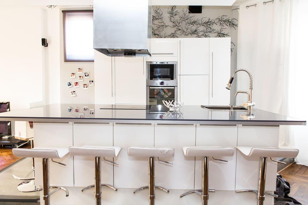 Bordeaux au coeur des chartrons appartements louer for Appartement bordeaux chartrons
