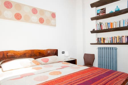 Cosy double room + farm breakfast - Bed & Breakfast