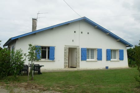 Holiday's accommodation in Landes - Nassiet