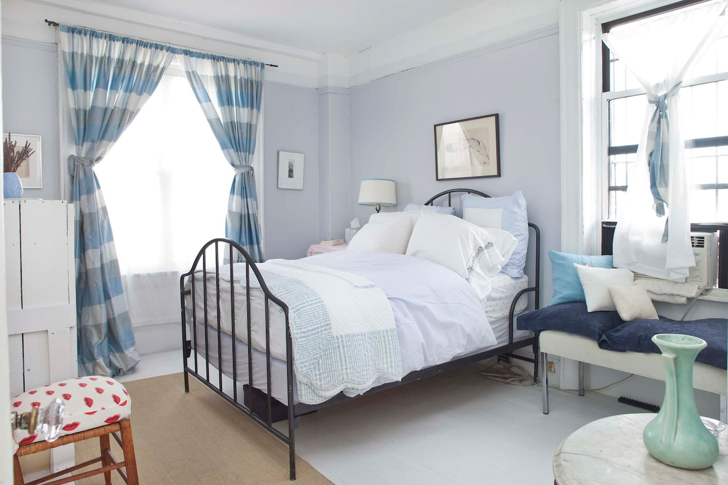 the bedroom that is available