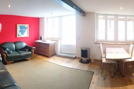 Neue 2 1/2 Zimmer Wohnung mit Gartensitzplatz - Apartment