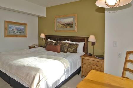 Cozy Bedroom w/Private Bath by Lake - Heber City - Wohnung