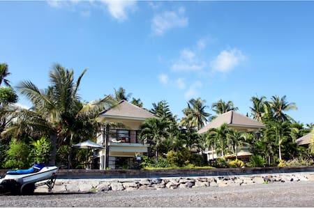 Singaraja luxurious  5br beachvilla - Vila