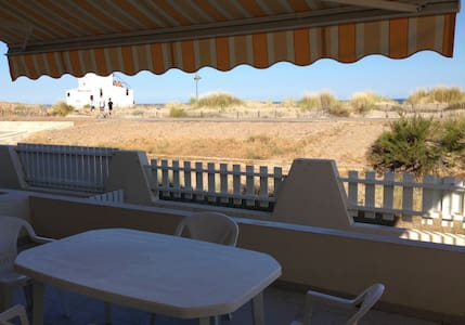 Beautiful sea front apartment - Marseillan