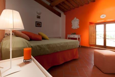 Antico Granaione B&B Orange Room - Bed & Breakfast