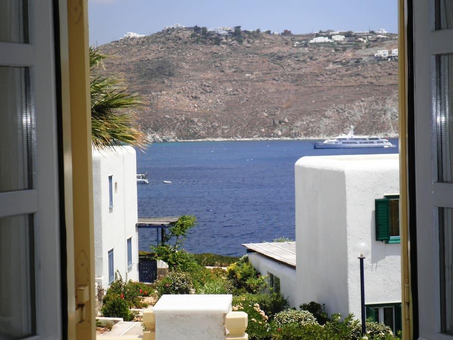 House in a Seaside Resort - Mykonos