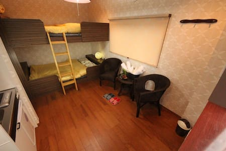 6 MINUTES AWAY FROM TRAIN STATION! - Fujimi-shi - Guesthouse