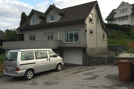 Comfy and spaceful - Karmøy - Hus